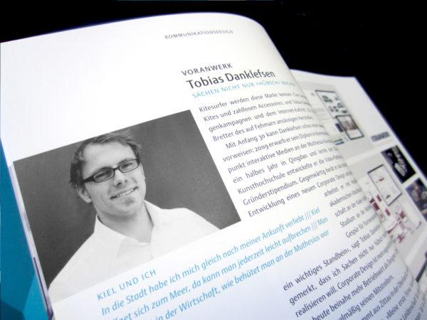 """Details aus """"33 Karat – Kreatives Unternehmertum aus der Muthesius Kunsthochschule"""""""
