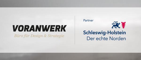 """VORANWERK ist Partner von """"Schleswig-Holstein. Der echte Norden."""""""