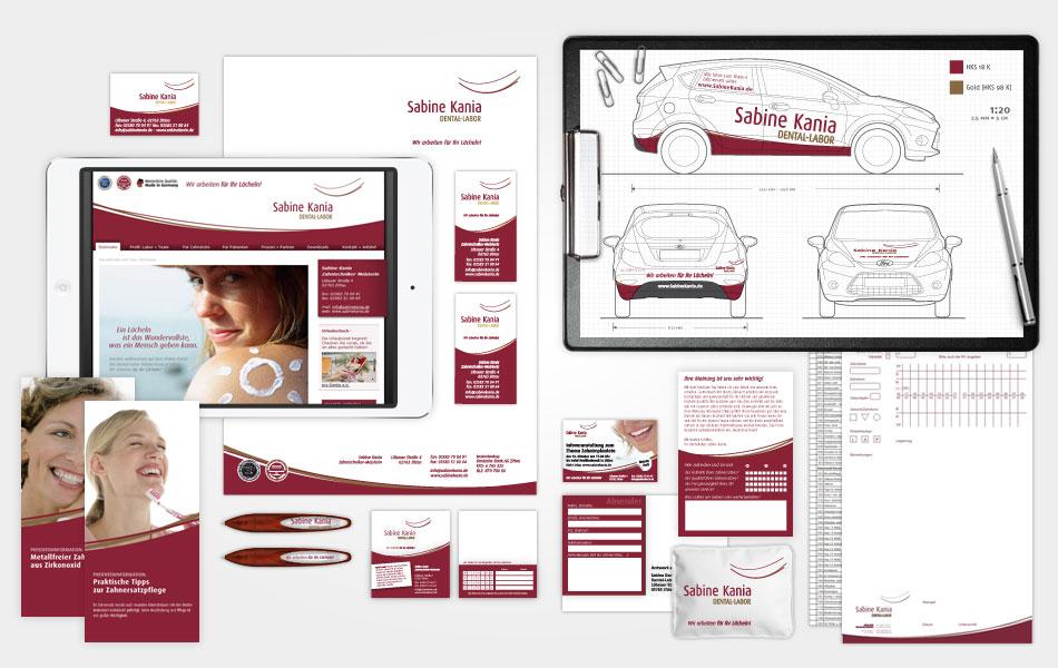 Corporate Design für eine ganzheitliche Markenführung